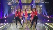 130208 Nine Muses - Dolls @ Music Bank