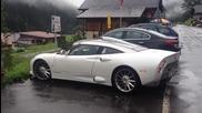 Някога чували ли сте за холандската супер кола Spyker c8 такава кола не сте виждали!