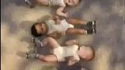 Бебета с ролери