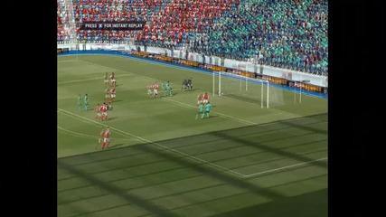 Fifa 12 || Най-хубавите ми голове от първия ден на демото !