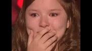 Bianca Wins Amercans Got Talent