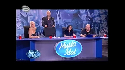Music Idol 3 - Инна Дойчева - Guns N Roses - Sweet Child O Mine
