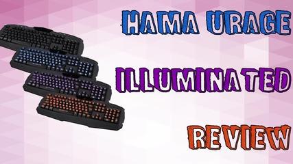 Ревю на Hama uRage Illuminated