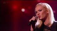 Kitty Brucknell се бори за оставане в шоуто - The X Factor Uk 2011