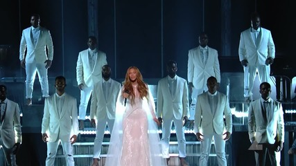 Beyonce - Take My Hand, Precious Lord | 57th Annual Grammy Awards 2015