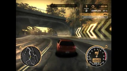 Need For Speed Most Wanted Епизод 4