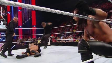 Randy Orton срещу Seth Rollins - Първична сила (11.05.15)