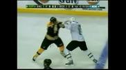 """""""Бостън"""" победи """"Далас"""" с 6:3 в луд мач от НХЛ"""
