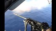 Стрелба с Gau-21, Hammering it Homeget