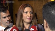 Helena Paparizou talks about weight, career and marriage