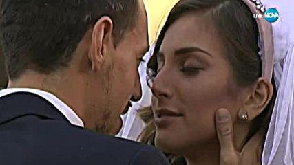 Можете да целунете булката - VIP Brother 2017