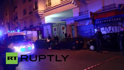 France: Victims rushed to hospital as deadly terror attacks hit Paris