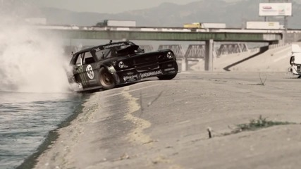Кен Блок/ Ken Block's Gymkhana Seven: Wild In The Streets Of Los Angeles