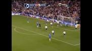 22.04 Челси - Евертън 0:0 Дидие Дрогба нацелва гредата в 92 минута