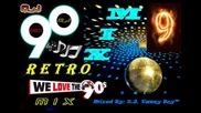 Eurodance 90's Megamix [ 9 ] - Vdj Vanny Boy®