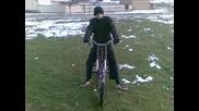 Bikera i Steven