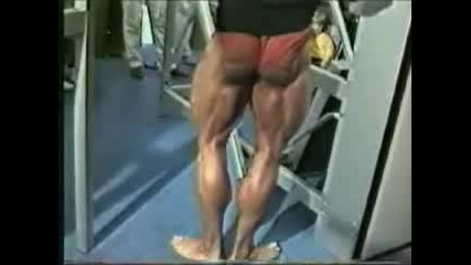 Tom Platz - Amazing Legs!