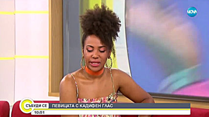 Прея – певицата с кадифен глас