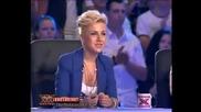 Филипинеца отново вдигна на крака публиката с втората си песен - X - Factor