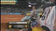 Джокович псува публиката след мача с Григор