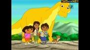 Давай Диего С01 Е18 - Великото динозавърско приключение на Диего
