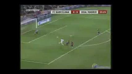 Real Madrid Skills & Goals 2008