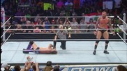 Chris Jericho vs. Randy Orton: Smackdown, July 11, 2014