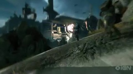 Halo Reach Campaign Trailer E3 2010