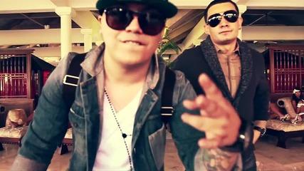 New! Nova Y Jory Ft Daddy Yankee - Aprovecha ( Официално видео 2012)