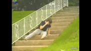 Skater Се Пребива Жестоко