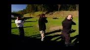 Mythbusters-Взривяващ Се Автомобилен Резервоар Част1