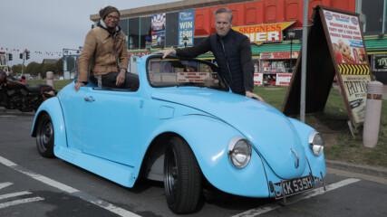 VW Wizard   История на колите   Сервиз SOS   National Geographic Bulgaria