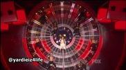 Jennifer Lopez & Pitbull - Dance on the Floor {american Idol Performance 2011}