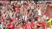 Челси 1 - 3 Манчестър Юнайтед Community Shield Гола На Бербатов