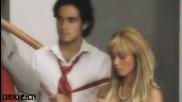Anahi y Poncho - Te parece poco.