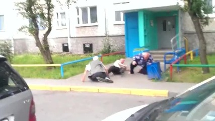 Кобрата срещу Кличко (аматьорски вариант)