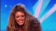 Britain_s Got Talent S08e02 Lettice Rowbotham Stunning Rock