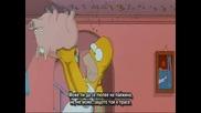 Смешна Част От Филма Сем.Симпсън 6