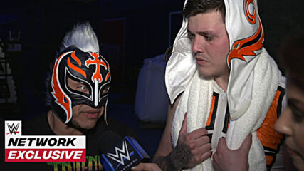 The Mysterios are happy to get payback on Gable & Otis: WWE Network Exclusive, March 5, 2021