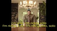 Jason Derulo - Ridin Solo Official Lyrics Video