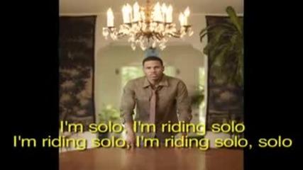 Jason Derulo - Ridin Solo Official Lyrics Video