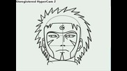 How To Draw Nidaime - The 2nd Hokage