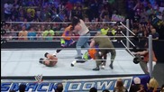 Chris Jericho vs. Luke Harper: Smackdown, July 18, 2014
