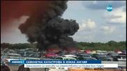 Членове на семейството на Осама бин Ладен загинаха в самолетна катастрофа
