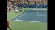 Тенис Класика : Роджър Федерер | Подбрани моменти
