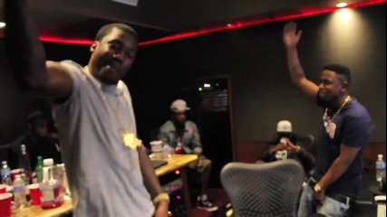 Meek Mill ft. Kendrick Lamar (dreamchasers2 Studio Session) _a