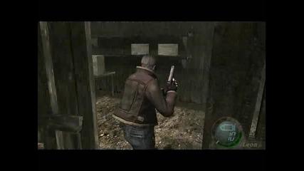 Resident Evil 4 - начало
