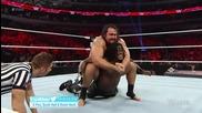 Alexander Rusev vs R-truth - Raw January.19.2015