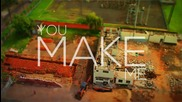 Avicii - You Make Me feat. Salem Al Fakir ( Lyric Video )
