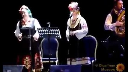 Goran Bregović - Na zadnjem sjedištu moga auta - (LIVE) - Moscow - 15.10.2010